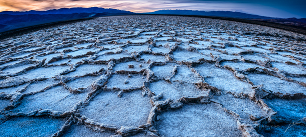16 - Salt Pan Death Valley