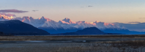 coming to Haines from the north at sunset-1603