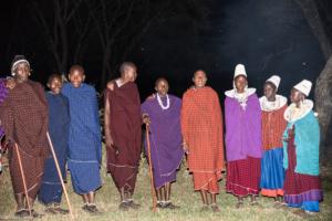 MWC-Masai at camp