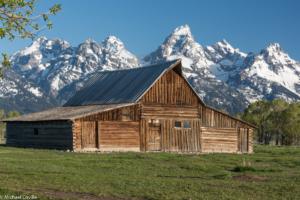 MC-3 Mormon Barn