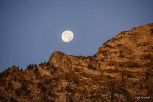 Jeff Bushnell-Teton Moon