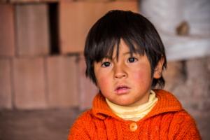 010-Peruvian Boy