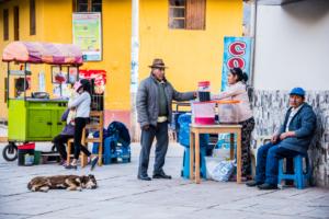 011-Street food,Peru