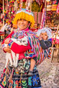 015-Peruvian mom with Baby