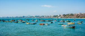 019-Chorrillos, Fishing Village in Lima,Peru