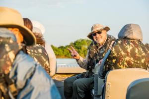 030-Master Jim in river, Pantanal 1